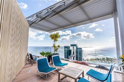 Hawaii County, Honolulu County Rental For Rent: 1001 Queen Street #3312