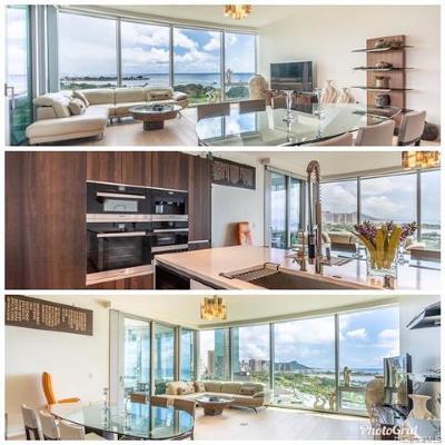 Honolulu Rental For Rent: 1118 Ala Moana Boulevard #1106
