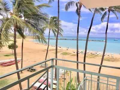 Waianae Condo/Townhouse For Sale: 85-933 Bayview Street #416
