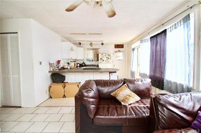 Single Family Home For Sale: 87-154 Palani Street