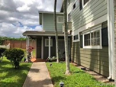 Waipahu Condo/Townhouse For Sale: 94-540 Lumiauau Street #G101