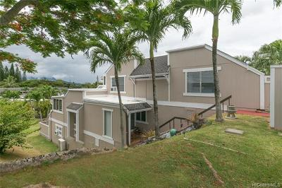Kaneohe Condo/Townhouse For Sale: 44-160-3 Hako Street #1603