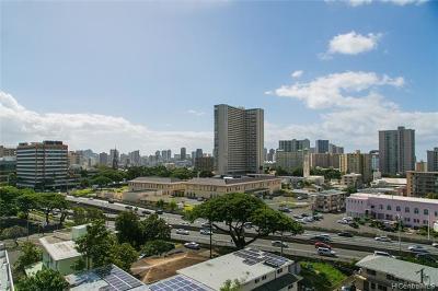 Honolulu Condo/Townhouse For Sale: 1517 Makiki Street #902