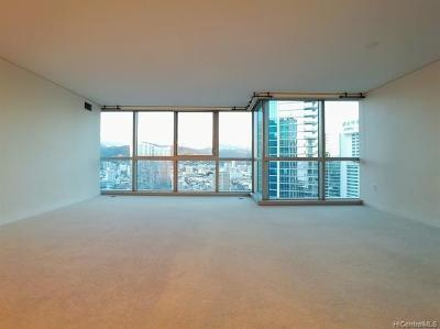 Honolulu Rental For Rent: 1177 Queen Street #3709