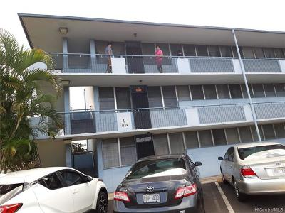 Honolulu HI Condo/Townhouse For Sale: $425,000