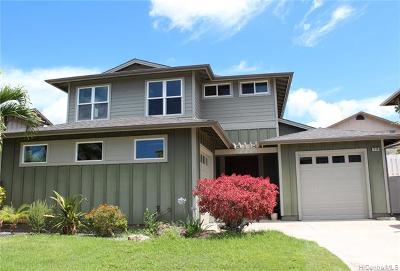 Ewa Beach Single Family Home For Sale: 91-1110 Paapaana Street