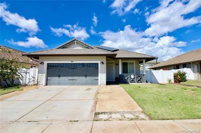 Kapolei Single Family Home For Sale: 1212 Luakalai Street