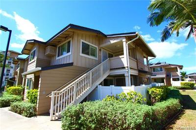 kapolei Condo/Townhouse For Sale: 91-1019 Kamaaha Avenue #1004