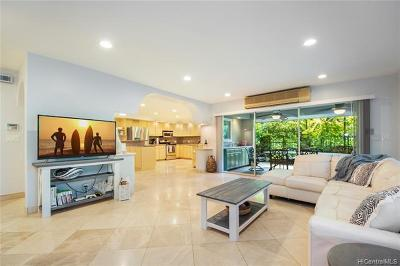 Kailua Single Family Home For Sale: 437 Kawailoa Road #C