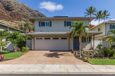 Waianae Single Family Home For Sale: 84-575 Kili Drive #36