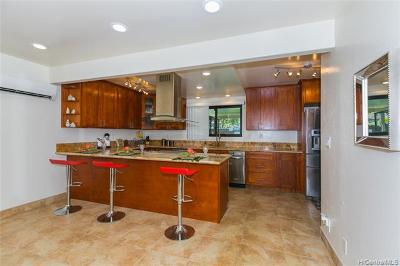 Mililani Single Family Home For Sale: 94-497 Holaniku Street