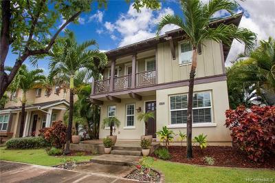 Ewa Beach Single Family Home For Sale: 91-1013 Kaiuliuli Street
