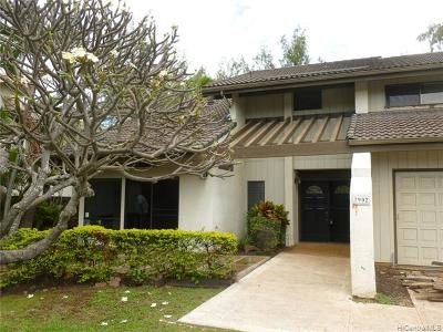 Single Family Home For Sale: 7902 Makaaoa Place