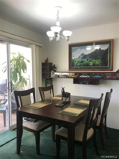 Waipahu Condo/Townhouse For Sale: 94-819 Lumiauau Street #B105