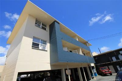 Honolulu, Kailua, Waimanalo, Honolulu, Kaneohe Multi Family Home For Sale: 340b N School Street