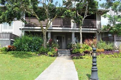 Mililani Condo/Townhouse For Sale: 95-1493 Ainamakua Drive #12