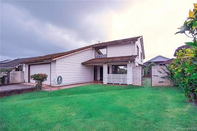 Waipahu Single Family Home For Sale: 94-1050 Leko Place