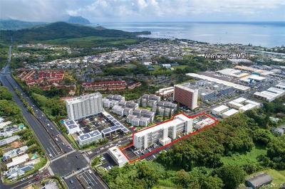 Kaneohe Condo/Townhouse For Sale: 46-270 Kahuhipa Street #A301