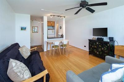 Haleiwa Condo/Townhouse For Sale: 66-303 Haleiwa Road #A206