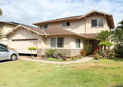 Ewa Beach Single Family Home For Sale: 91-311 Hoolu Place