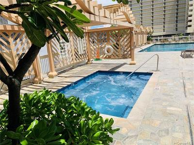 Honolulu Condo/Townhouse For Sale: 445 Seaside Avenue #2407