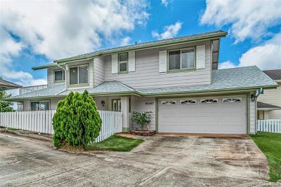 Waipahu Single Family Home For Sale: 94-667 Lumiaina Street