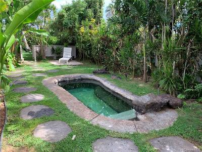 Haleiwa Single Family Home For Sale: 61-703 Papailoa Road