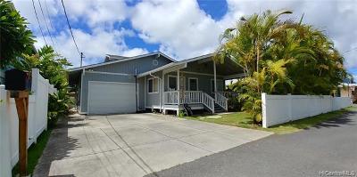 Kailua Single Family Home For Sale: 101b N Kainalu Drive