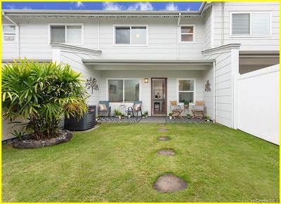 Ewa Beach Condo/Townhouse For Sale: 91-1170 Kaileolea Drive #2G3