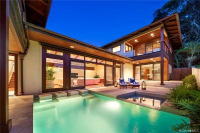Single Family Home For Sale: 241 Kulamanu Place