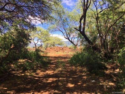 Honolulu County Residential Lots & Land For Sale: 87-910 Apuupuu Road