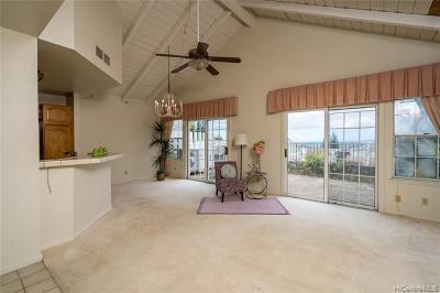 Pearl City Single Family Home For Sale: 98-1860 Kaahumanu Street #H