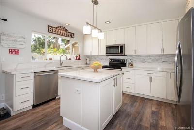 Ewa Beach Single Family Home For Sale: 91-340 Kamaehu Place