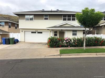 Waianae Single Family Home For Sale: 86-904 Pokaikuahiwi Place