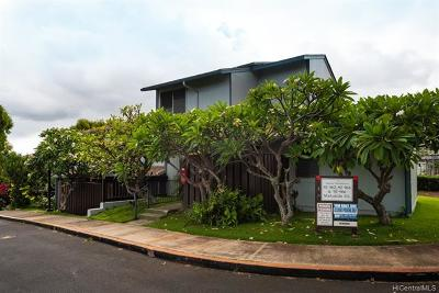 Condo/Townhouse For Sale: 92-966 Makakilo Drive #54