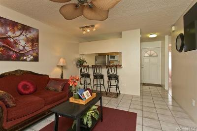 Waipahu Condo/Townhouse For Sale: 94-870 Lumiauau Street #L101