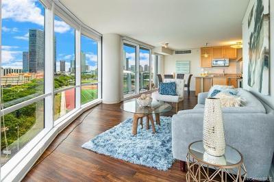 Honolulu Condo/Townhouse For Sale: 1288 Kapiolani Boulevard #I-1008