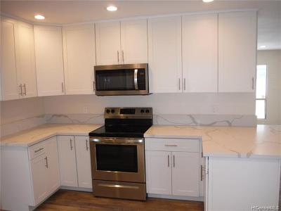 Ewa Beach Single Family Home For Sale: 91-735 Kilaha Street
