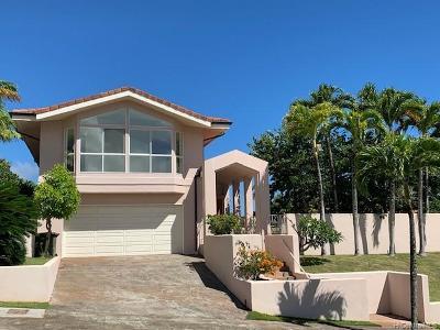 Hawaii Loa Ridge Single Family Home For Sale: 1040 Ikena Circle