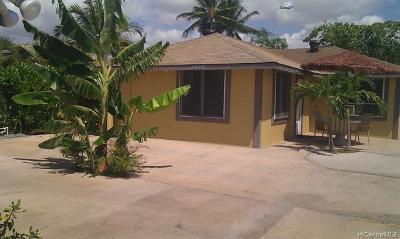 Ewa Beach Rental For Rent: 91-351 Ewa Beach Road