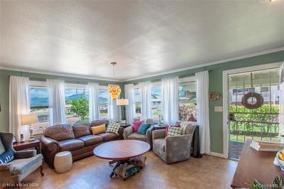 Honolulu County Single Family Home For Sale: 1383 Manua Street #A