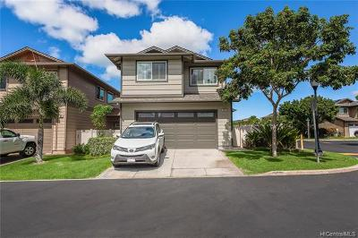 Ewa Beach Single Family Home For Sale: 91-1001 Keaunui Street #401