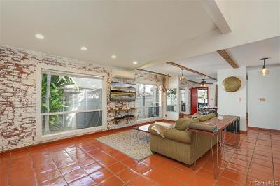 Ewa Beach Single Family Home For Sale: 91-1043 Aawa Drive