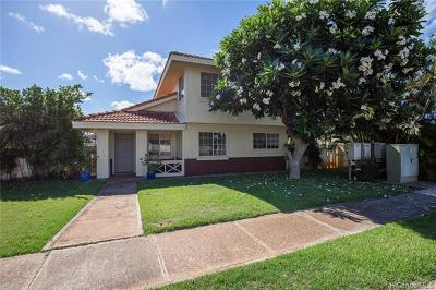 Kapolei Single Family Home For Sale: 91-1050 Hoomaliu Street