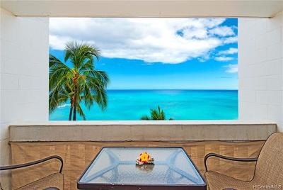 Waianae Condo/Townhouse For Sale: 84-965 Farrington Highway #A509