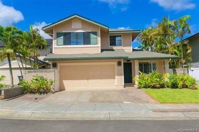 Mililani Single Family Home For Sale: 95-209 Hoakakea Place #24