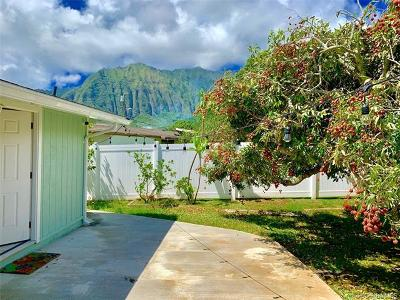 Waimanalo Single Family Home For Sale: 41-1633 Humuka Loop