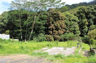 Honolulu Residential Lots & Land For Sale: 3215 Kalihi Street