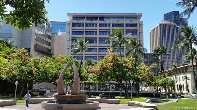 Honolulu County Commercial For Sale: 888 Mililani Street #700 and