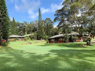 Wahiawa Condo/Townhouse For Sale: 2069 California Avenue #15B